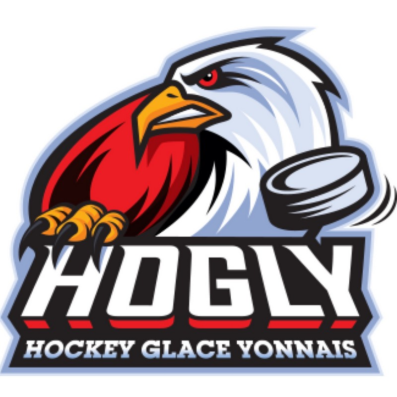 HOCKEY GLACE YONNAIS